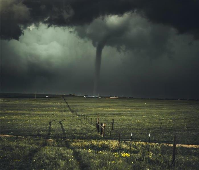 A tornado is just one of many kinds of storm damage.