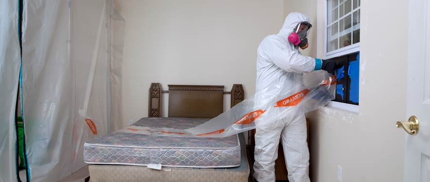 Santa Clarita, CA biohazard cleaning